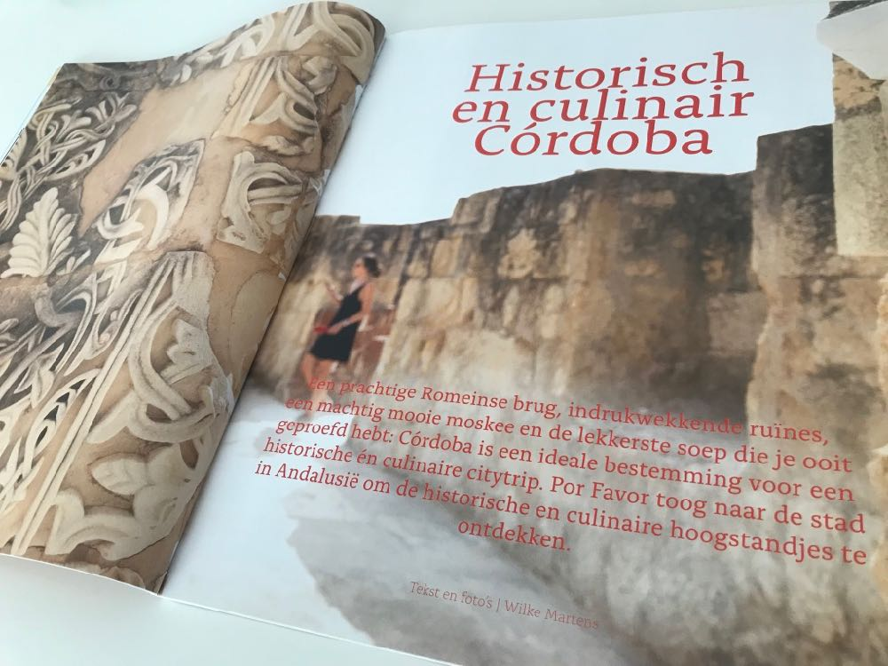 Historisch en culinair Córdoba